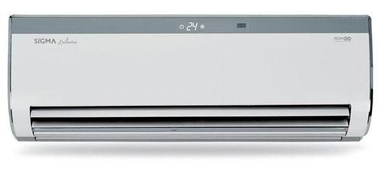 Sigma SGM12INVDMX-WH Exclusive Serisi  Enerji Sınıfı 12000 BTU İnverter Klima
