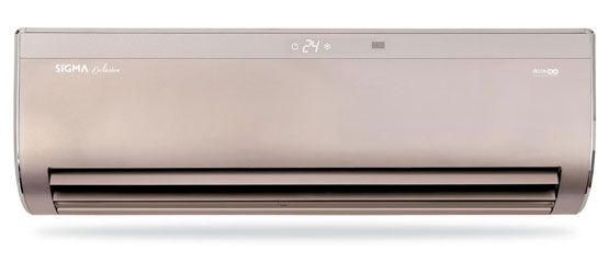 Sigma SGM18INVDMX-CH Exclusive Serisi  Enerji Sınıfı 18000 BTU İnverter Klima