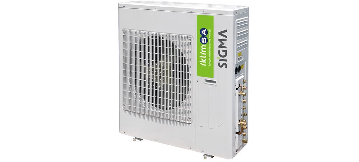 Sigma SGM14INVMLD Multi Dış Ünite  Enerji Sınıfı 2 kw İnverter Klima