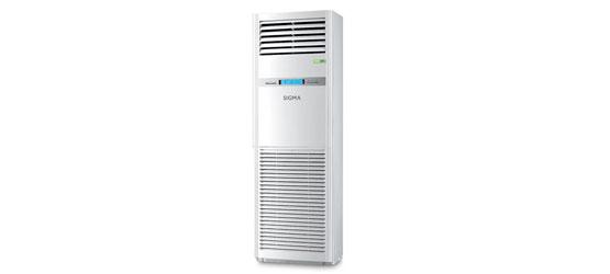 Sigma SGM48INVSMB Salon Tipi  Energy Class 48000 BTU İnverter Air Conditioner