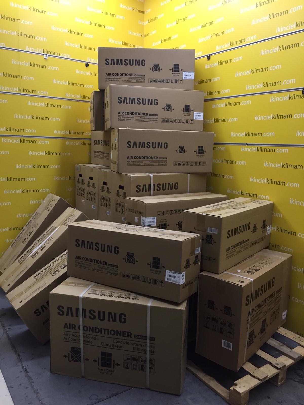 Samsung AR12TXHQBWK AR35 White A++ Enerji Sınıfı 12000 BTU İnverter Duvar Tipi Klima