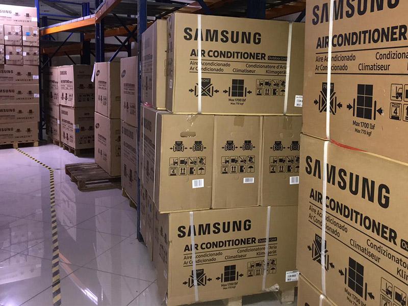 Samsung AR24TXHQASI/SK AR35 Silver Split Klima A++ Enerji Sınıfı 24000 BTU İnverter Duvar Tipi Klima