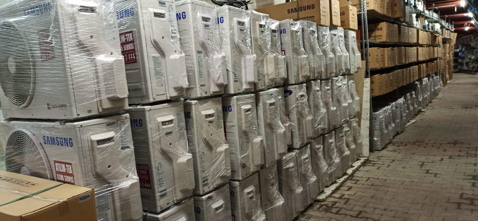 Samsung AR18RSFHCWK/SK Duvar Tipi Klima A++ Enerji Sınıfı 18000 BTU İnverter Duvar Tipi Klima