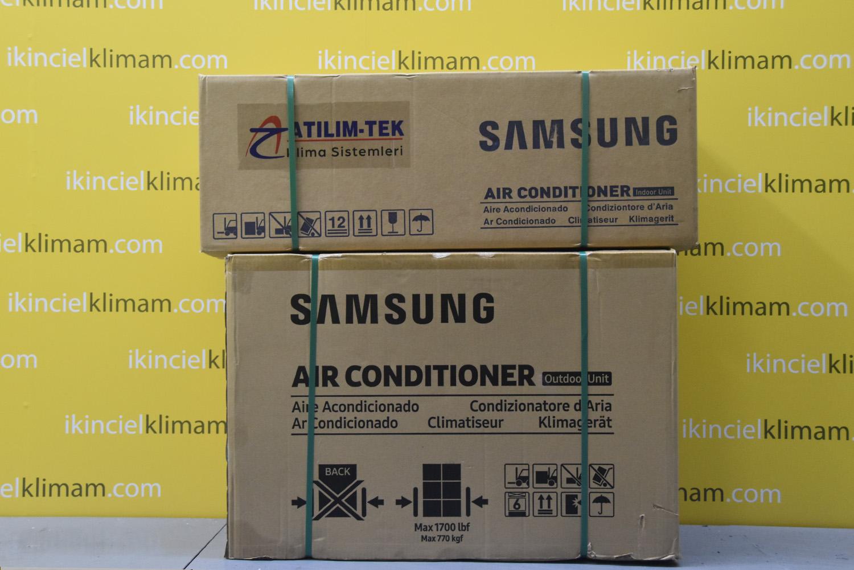 Samsung AR12RSFSCWK/SK Duvar Tipi Klima A++ Enerji Sınıfı 12000 BTU İnverter Duvar Tipi Klima