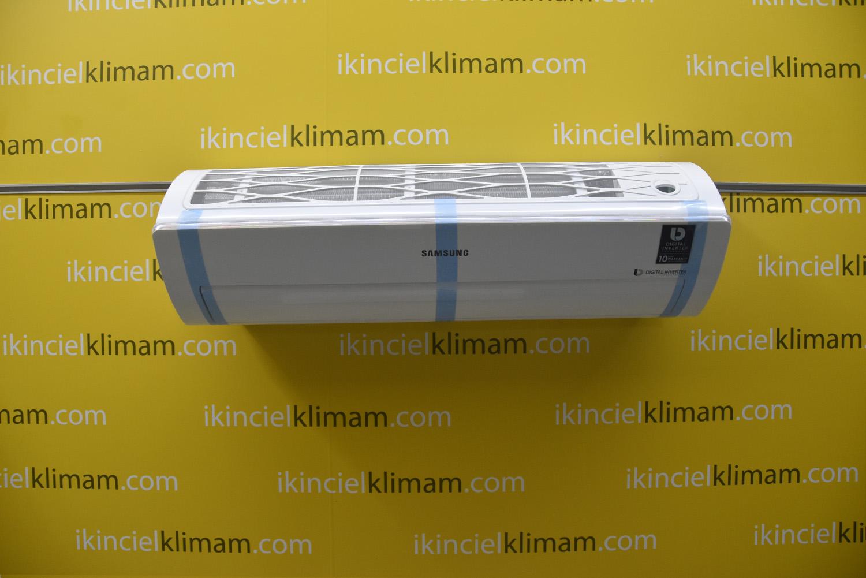 Samsung AR12RSFSCWK/SK Duvar Tipi Klima  Enerji Sınıfı 12000 BTU İnverter Klima