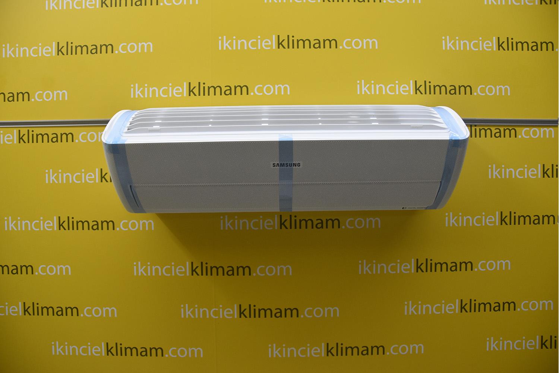 Samsung AR12NSJXCWK/SK Wind-Free™ Duvar Tipi Split Klima A++ Enerji Sınıfı 12000 BTU İnverter Duvar Tipi Klima
