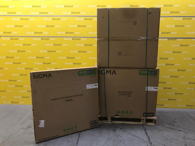 Sigma SGM36INVCMC Profesyonel Seri  Energy Class 36000 BTU İnverter Air Conditioner