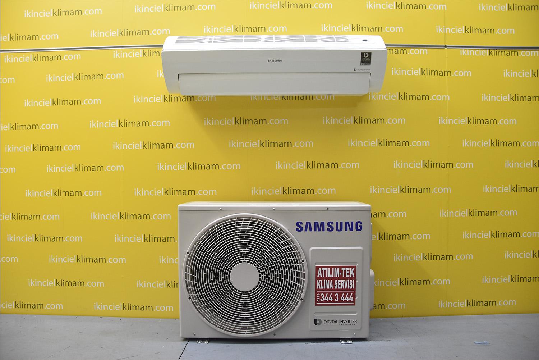 Samsung AR18MSFSCWK/SK Duvar Tipi Klima  Enerji Sınıfı 18000 BTU İnverter Klima